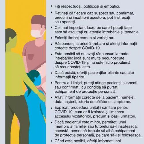 Informatii COVID-19